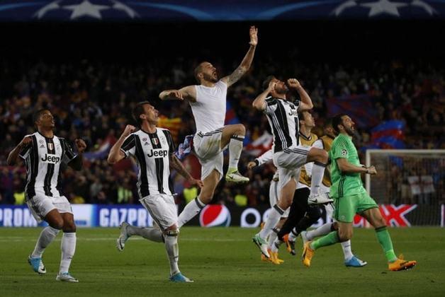 6º lugar: Juventus FC - 2272 pontos.
