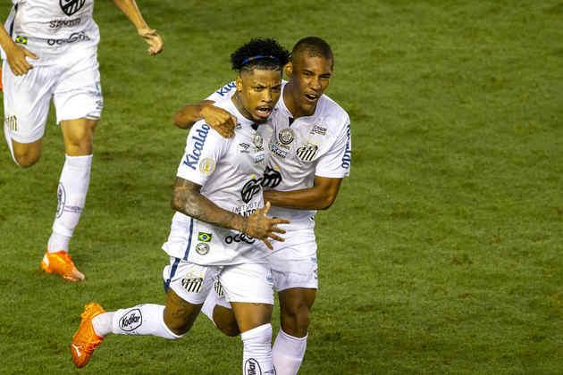 6º lugar: Santos - 12.776 pontos