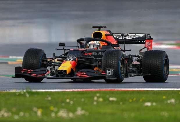 6 - Max Verstappen (Red Bull) -  4.58 - Desperdiçou uma grande chance de vencer.