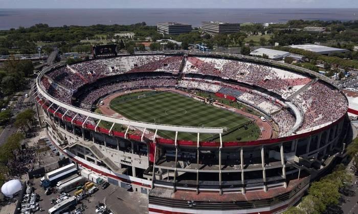 6 - Monumental de Ñunez - River Plate (Argentina)