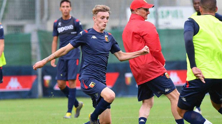 6º – Nicolò Rovella - A Juventus garantiu a contratação do volante de 19 anos, junto ao Genoa, por 18 milhões de euros (R$ 118 milhões). Ele vai se juntar ao time na próxima temporada.