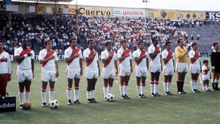 6º - Peru (1970-1982)