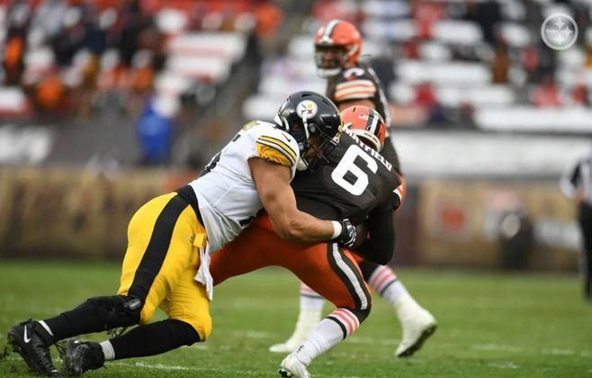 6º Pittsburgh Steelers (12-4): Defesa de elite que pode levar os Steelers ao topo. Resta saber se o ataque não vai prejudicar a ambição.