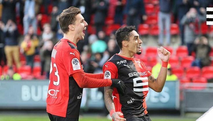 6º – Raphinha - O Rennes contratou o atacante junto ao Sporting por 23 milhões de euros (R$ 151 milhões, na cotação atual).