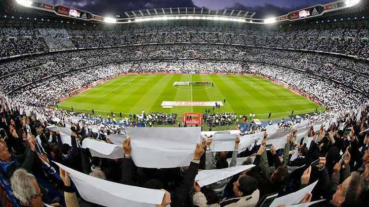 6º - Real Madrid (Espanha) - 40.300