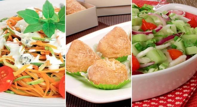 6 Receitas deliciosas para incluir na dieta low carb