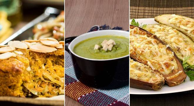 6 receitas deliciosas para testar no Dia Mundial Sem Carne