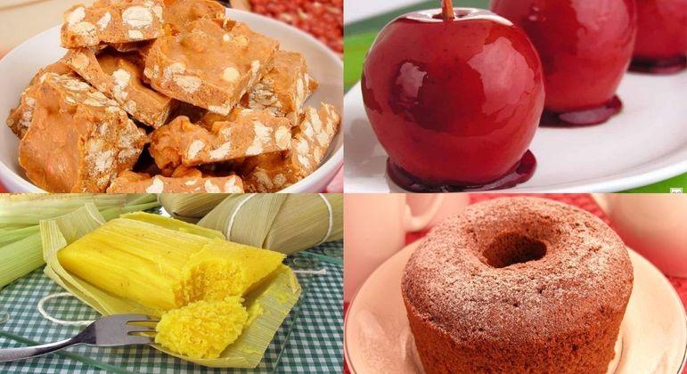 6 receitas doces de festa junina para curtir o arraial dentro de casa