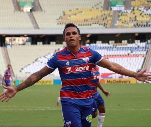 6º - Robson: atacante - 30 anos - contrato com o Fortaleza até dezembro de 2023 - valor de mercado: 850 mil de euros (cerca de R$ 5,1 milhões)