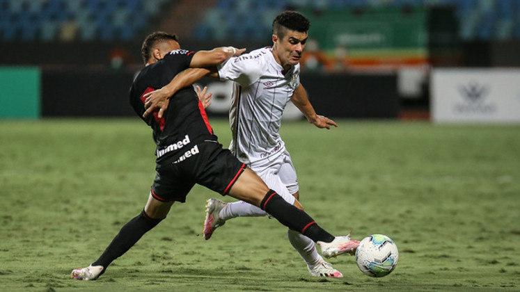 6ª rodada - Atlético-GO x Fluminense - O time goiano foi uma pedra no sapato do Tricolor na última temporada. Foram duas derrotas, um empate e uma vitória, além da eliminação na Copa do Brasil.