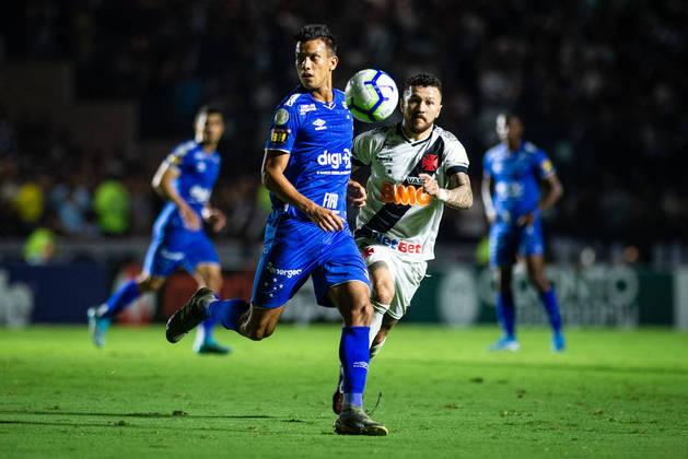 6ª rodada - Cruzeiro x Vasco - 23/6 - 21h30 (de Brasília) - Mineirão