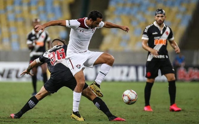 6ª rodada - Fluminense x Vasco - 29/08 - 19h - Maracanã