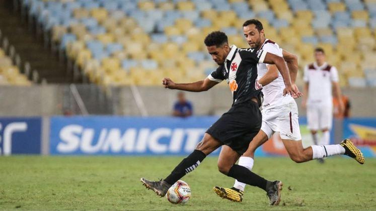 6ª rodada - Fluminense x Vasco - 29/8 - 19h - Maracanã