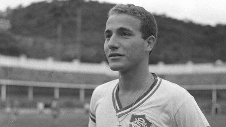 6. Samarone, quatro gols (1971)