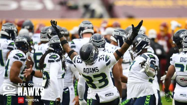6º Seattle Seahawks (10-4): Uma vitória sem muito brilho frente ao Washington, porém vencer é o que importa na NFL. Seattle é sempre uma força quando chega a reta final da temporada.