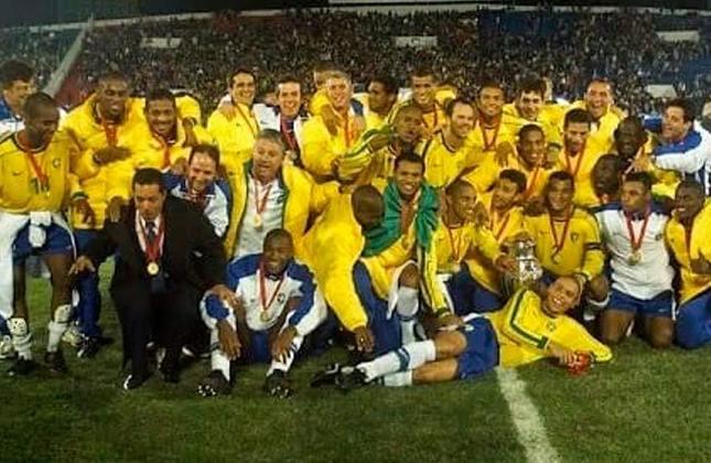 6º título: 1999 - Vice: Uruguai