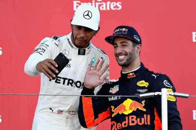 61 - Hamilton apenas administrou o ritmo para vencer o GP do Japão em 2017