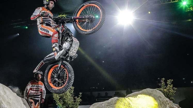 61) Toni Bou (Espanha) - Moto Trial