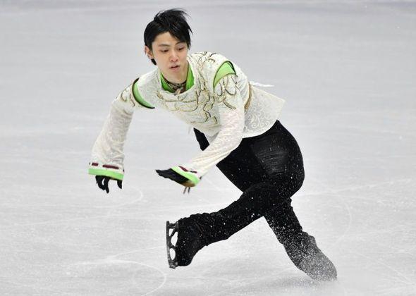 62) Yuzuru Hanyu (Japão) - Patinação artística