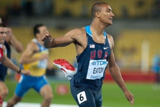 63) Ashton Eaton (Estados Unidos) - Atletismo