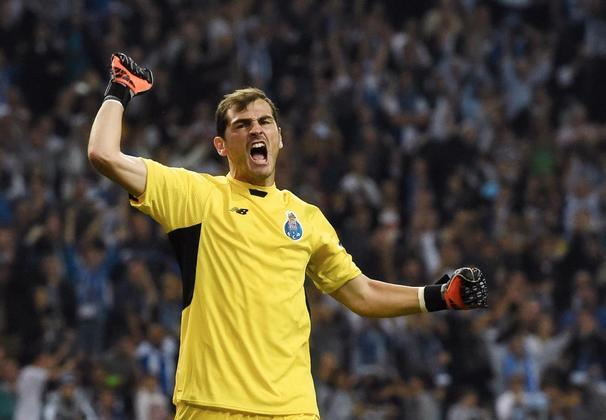67) Iker Casillas (Espanha) - Futebol