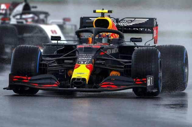 7 - Alex Albon (Red Bull) - 5.72 - Tinha chances de pódio, mas não aproveitou.