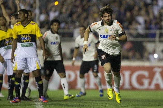 7º - Alexandre Pato  (Milan - Corinthians) - 2013 - R$ 40,5 milhões