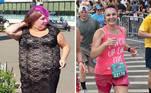 Lembre-se de que nada acontece do dia para a noite, resultados surgem com muita persistência e com o acompanhamento de profissionais capacitadosE mais:Mulher de Melbourne perde 138 kg em 18 meses