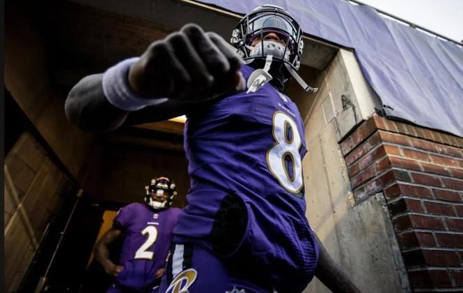 7º Baltimore Ravens (10-5): É um dos melhores times da NFL nas últimas semanas e atinge o auge no momento certo. Está perto de ir aos playoffs.