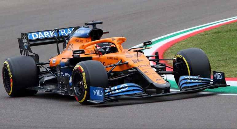 7º - Carlos Sainz (McLaren): 6.70 - Sofreu junto da McLaren, mas acumulou pontos interessantes