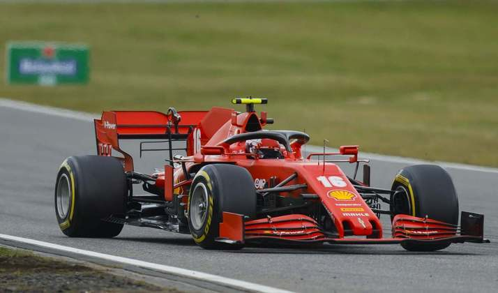 7º - Charles Leclerc (Ferrari) - 7.52 - Fez o possível com a Ferrari e saiu nos pontos mais uma vez