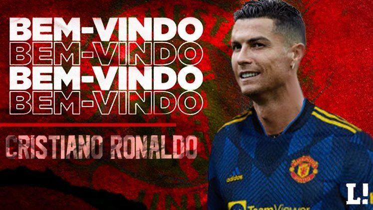 7° colocado - Manchester United - 68 jogadores contratados - Última aquisição: Cristiano Ronaldo (15 milhões de euros).
