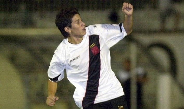 7º - Conca - argentino - 2007 - 8 gols em 50 jogos - 0,16 gol por jogo
