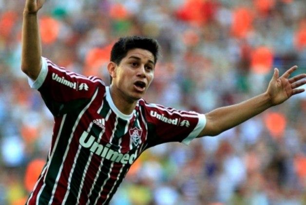 7º - Conca - argentino - 36 gols em 180 jogos - clubes que defendeu: Vasco, Fluminense e Flamengo