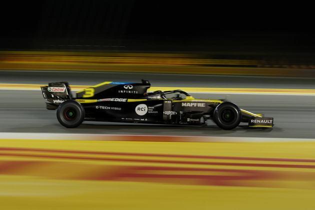 7 - Daniel Ricciardo (Renault) - 6.36: Muito modesto. Salvou bons pontos, apesar disso.