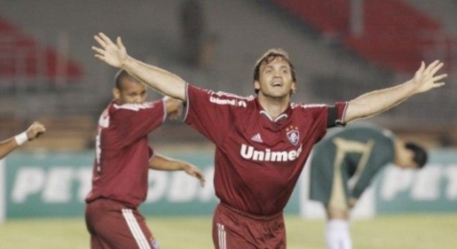7 de setembro de 2005 - Fluminense 6 x 2 Cruzeiro - Mineirão - Brasileirão