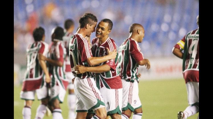 7. Dodô, quatro gols (2008)
