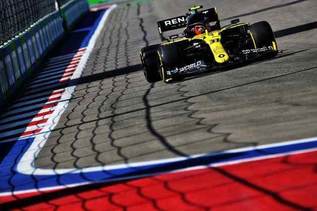 7) Esteban Ocon (Renault), 1min32s624