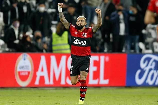 7° - Flamengo - Dívida até 2020: R$ 681 milhões.