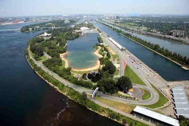 7 - GP do Canadá - Montreal - 13 de junho.