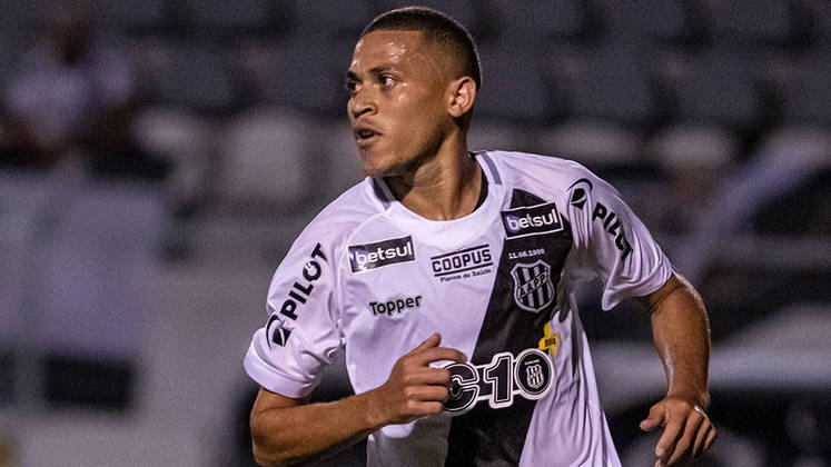 7) João Paulo - Ponte Preta - 17 assistências para finalização (9 jogos)