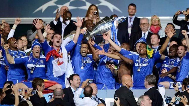 7º lugar: Chelsea FC - 2113 pontos.