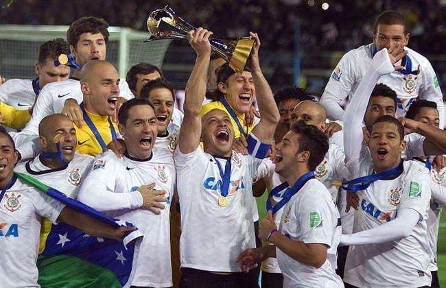 7º lugar: Corinthians - 1577 pontos