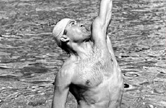 7º lugar: Família Gyarmati (Hungria) - 11 medalhas, 5 de ouro - 1948 a 1972 - Natação, Polo Aquático e Canoagem / Foto: Dezső Gyarmati