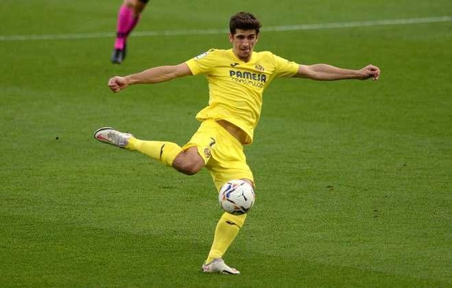 7º lugar: Gerard Moreno (Villarreal) - 23 gols/ 46 pontos