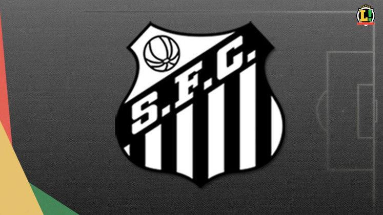 7º lugar: Santos - Faturamento de R$ 93.027.500,00 (TV aberta + paga rendeu R$ 67.027.500,00 e PPV rendeu R$ 26.500.000,00) - Com contrato com a Turner para TV paga