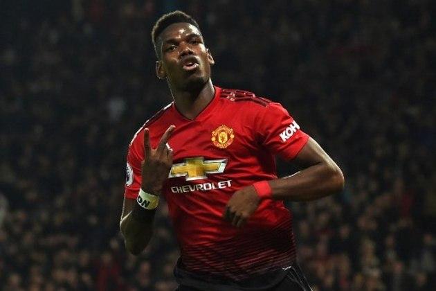 7º Manchester United - O volante francês Paul Pogba é apenas um dos exemplos do Manchester United revelador de talentos