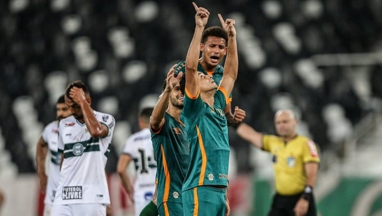 7 – Na sétima colocação, o Fluminense tem 7.866.606 seguidores somando os inscritos de seus atletas.