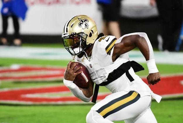 7º New Orleans Saints - Exibição de força diante de um quente Buccaneers. Parece que o Saints vai crescer no momento certo.