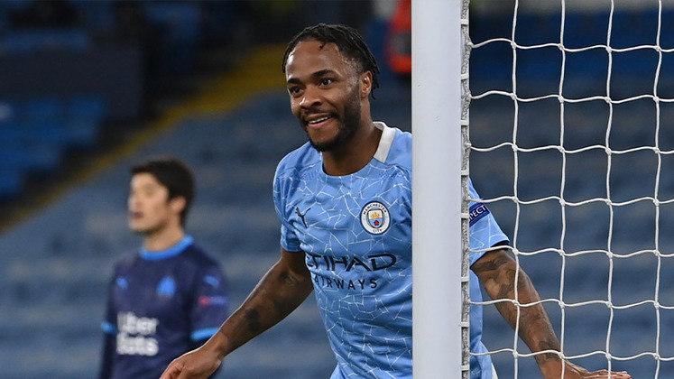 7 - Raheem Sterling (Manchester City) – 32 milhões de euros (cerca de R$ 211 milhões)